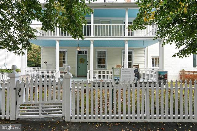207 High Street, CAMBRIDGE, MD 21613 (#MDDO2000015) :: At The Beach Real Estate