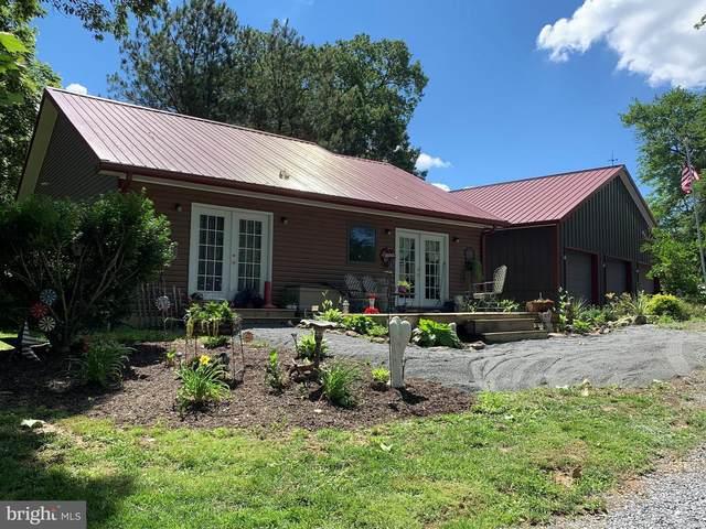 7 Smith Creek Road, FLINT HILL, VA 22627 (#VARP2000010) :: AJ Team Realty
