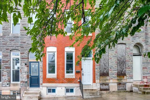 1722 N Bond Street, BALTIMORE, MD 21213 (#MDBA2000562) :: Dart Homes