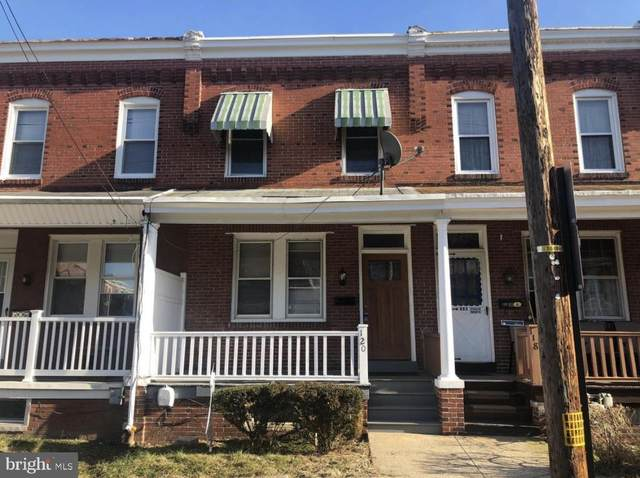 120 Stanbridge Street, NORRISTOWN, PA 19401 (#PAMC2000221) :: Tom Toole Sales Group at RE/MAX Main Line