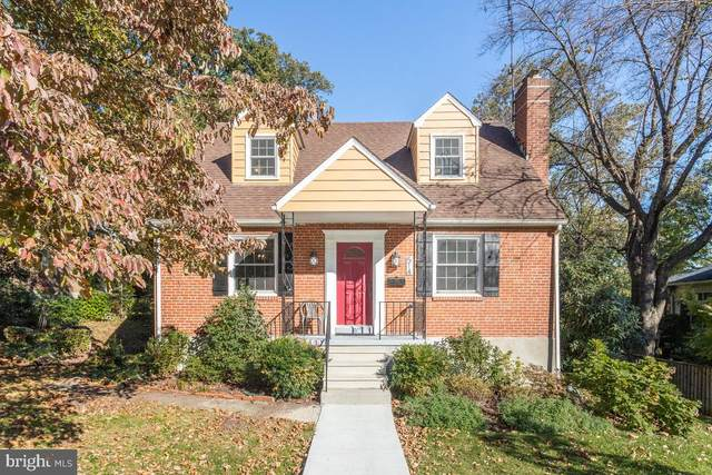 514 Holden Road, TOWSON, MD 21286 (#MDBC2000217) :: The Miller Team