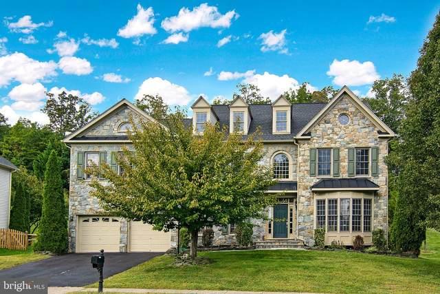 3705 Stonewall Manor Drive, TRIANGLE, VA 22172 (#VAPW2000183) :: RE/MAX Cornerstone Realty