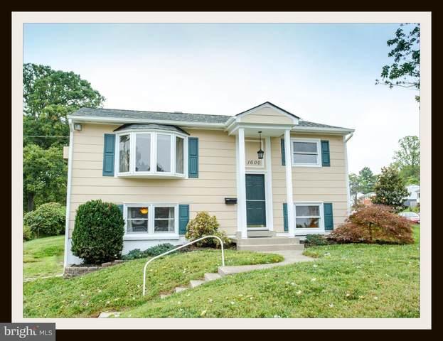 1600 Indiana Avenue, WOODBRIDGE, VA 22191 (#VAPW2000191) :: RE/MAX Cornerstone Realty