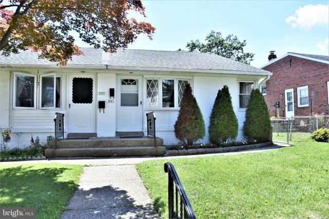 541 Hazel Avenue, FOLSOM, PA 19033 (MLS #PADE2000256) :: PORTERPLUS REALTY