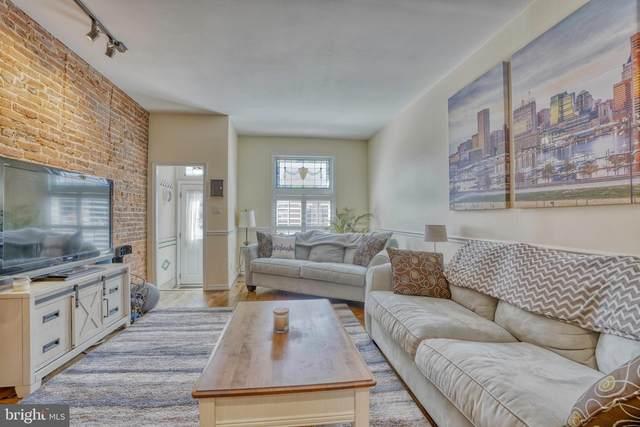 605 S Potomac Street, BALTIMORE, MD 21224 (#MDBA2000574) :: Sunrise Home Sales Team of Mackintosh Inc Realtors