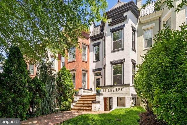 25 Adams Street NW, WASHINGTON, DC 20001 (#DCDC2000624) :: Crossman & Co. Real Estate