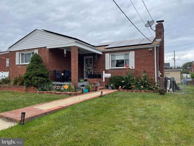 6610 Hansford Street, DISTRICT HEIGHTS, MD 20747 (#MDPG2000317) :: The Gus Anthony Team
