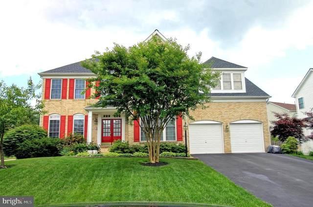 1519 Star Stella Drive, ODENTON, MD 21113 (#MDAA2000380) :: Berkshire Hathaway HomeServices McNelis Group Properties