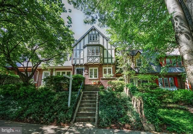 4417 Q Street NW, WASHINGTON, DC 20007 (#DCDC2000628) :: Eng Garcia Properties, LLC
