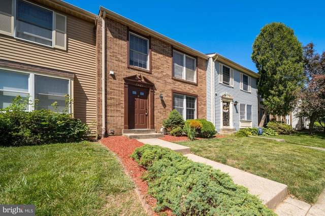 7621 Nutwood Court, DERWOOD, MD 20855 (#MDMC2000694) :: The Maryland Group of Long & Foster Real Estate