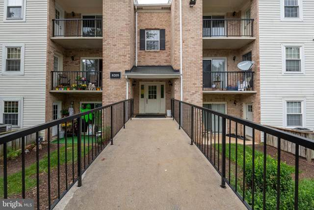 8205 Whispering Oaks Way #301, GAITHERSBURG, MD 20879 (#MDMC2000397) :: Dart Homes
