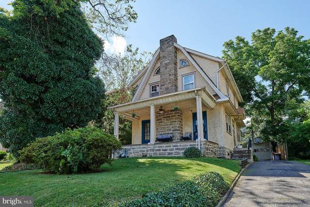 26 S Madison Avenue, UPPER DARBY, PA 19082 (#PADE2000270) :: Blackwell Real Estate