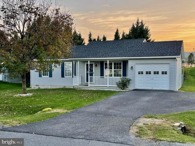 32 Pacific Blvd., HEDGESVILLE, WV 25427 (#WVBE2000063) :: The Sky Group