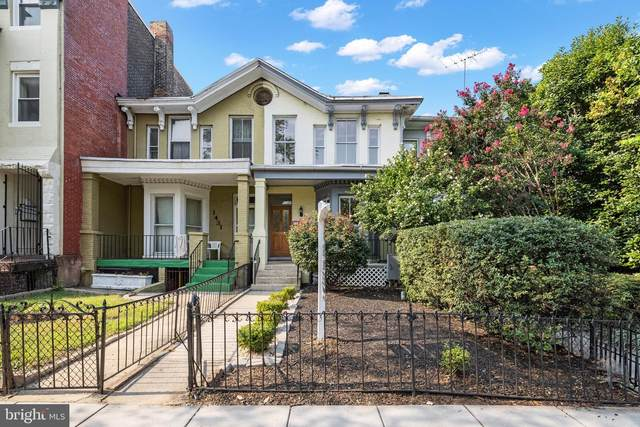 1429 S Street NW, WASHINGTON, DC 20009 (#DCDC2000447) :: Crossman & Co. Real Estate