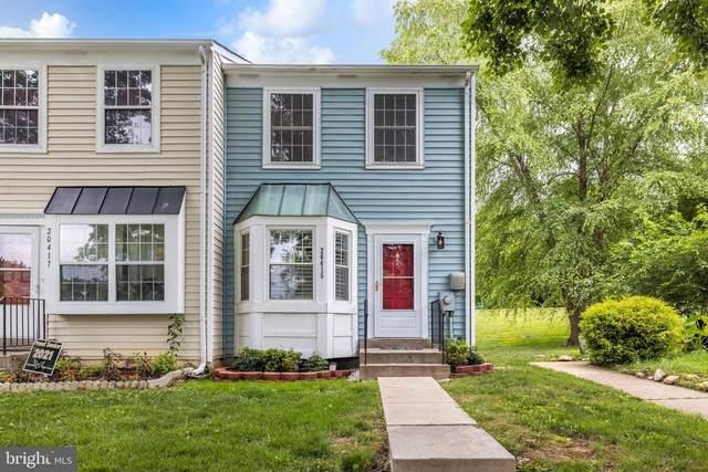 20415 Ambassador Terrace, GERMANTOWN, MD 20874 (#MDMC2000718) :: Dart Homes