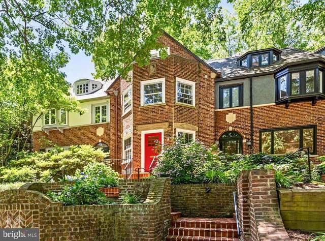 1636 44TH Street NW, WASHINGTON, DC 20007 (#DCDC2000642) :: Eng Garcia Properties, LLC