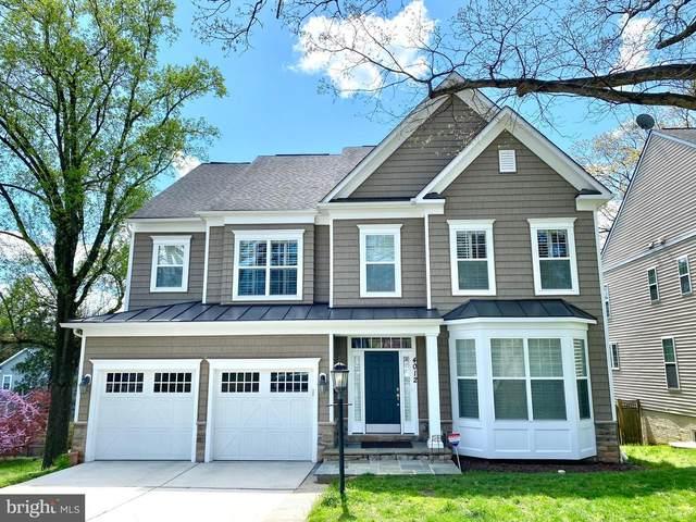 4012 Brainard Avenue, KENSINGTON, MD 20895 (#MDMC2000724) :: Ultimate Selling Team