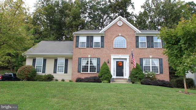 4060 Lomar Drive, MOUNT AIRY, MD 21771 (#MDFR2000143) :: Revol Real Estate