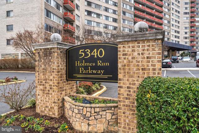 5340 Holmes Run Parkway #718, ALEXANDRIA, VA 22304 (#VAAX2000184) :: Nesbitt Realty