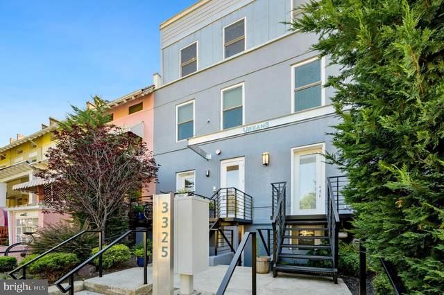 3325 11TH Street NW #7, WASHINGTON, DC 20010 (#DCDC2000646) :: SURE Sales Group