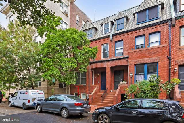 1617 Riggs Place NW #3, WASHINGTON, DC 20009 (#DCDC2000459) :: The Gus Anthony Team