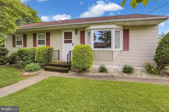 38 Hain Avenue, WERNERSVILLE, PA 19565 (#PABK2000180) :: Jason Freeby Group at Keller Williams Real Estate