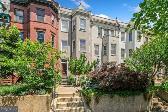 1335 Fairmont Street NW #2, WASHINGTON, DC 20009 (#DCDC2000461) :: The Gus Anthony Team
