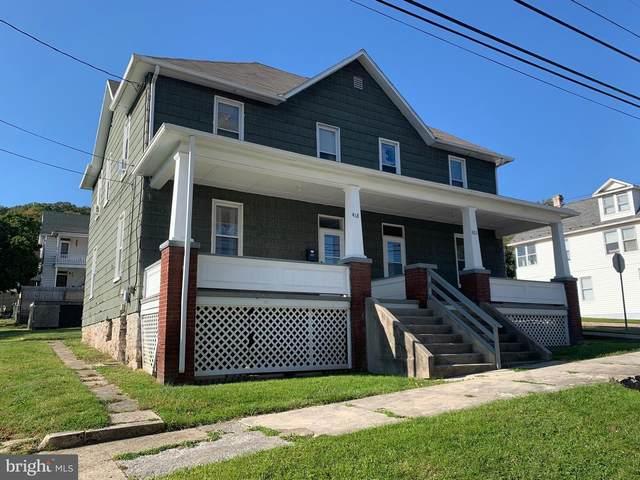 418 Holland Street, CUMBERLAND, MD 21502 (#MDAL2000015) :: The Schiff Home Team