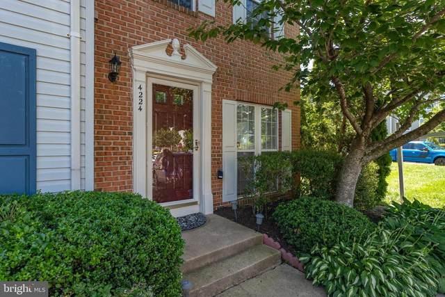 4224 Wheeled Caisson Square, FAIRFAX, VA 22033 (#VAFX2000978) :: Debbie Dogrul Associates - Long and Foster Real Estate