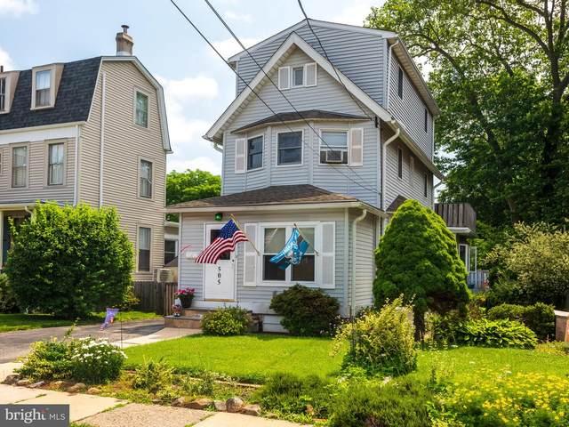 505 Brookhurst Avenue, NARBERTH, PA 19072 (#PAMC2000494) :: Erik Hoferer & Associates