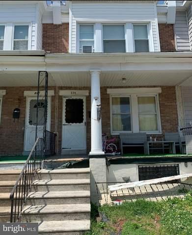 834 Mcdowell Avenue, CHESTER, PA 19013 (#PADE2000300) :: Colgan Real Estate
