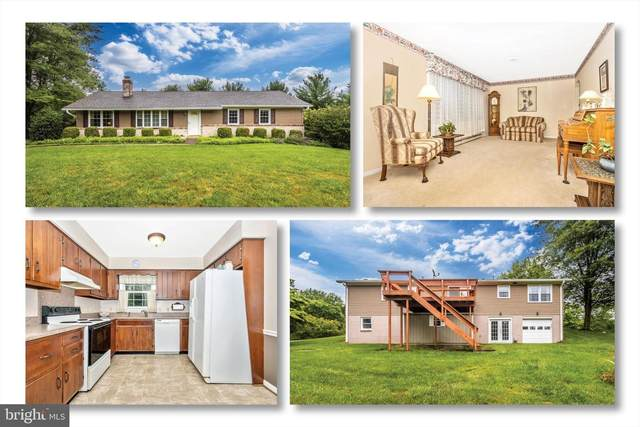 13205 Gerlach Court, MOUNT AIRY, MD 21771 (#MDFR2000208) :: Ultimate Selling Team
