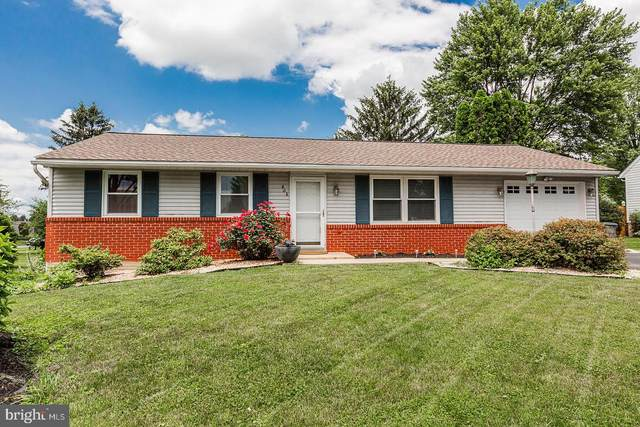 806 Indian Springs Drive, LANCASTER, PA 17601 (#PALA2000294) :: Realty ONE Group Unlimited