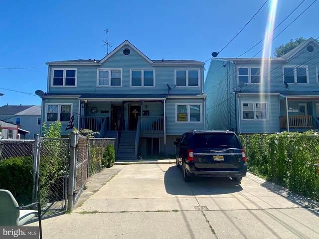 116 N 34TH Street, CAMDEN, NJ 08105 (#NJCD2000332) :: Murray & Co. Real Estate