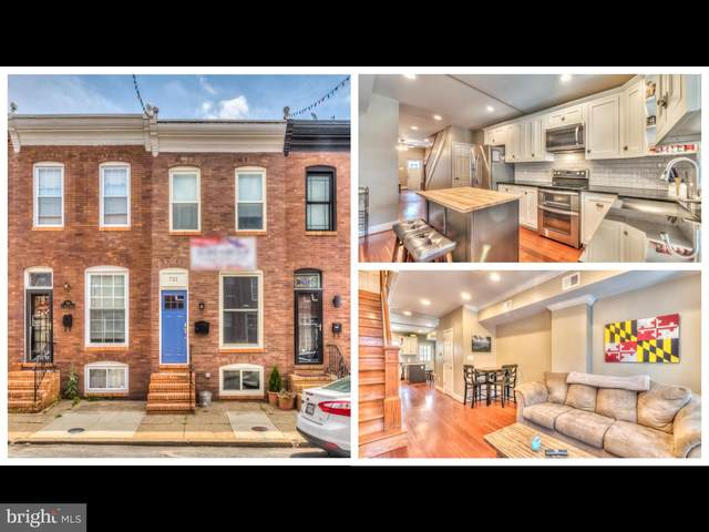 721 S Glover Street, BALTIMORE, MD 21224 (#MDBA2000387) :: SURE Sales Group