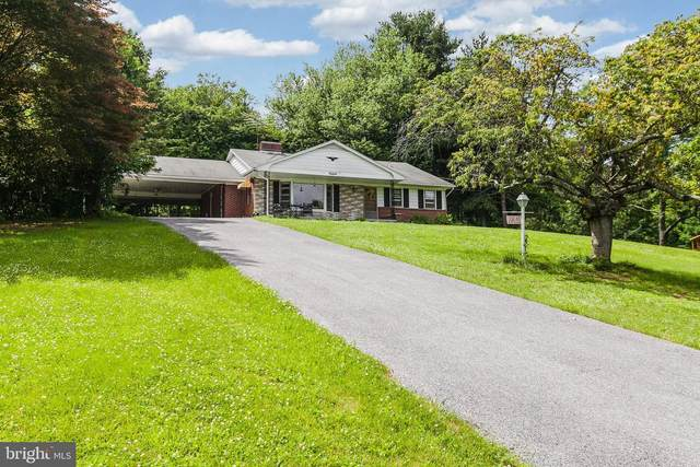10640 Easterday Road, MYERSVILLE, MD 21773 (#MDFR2000212) :: Pearson Smith Realty