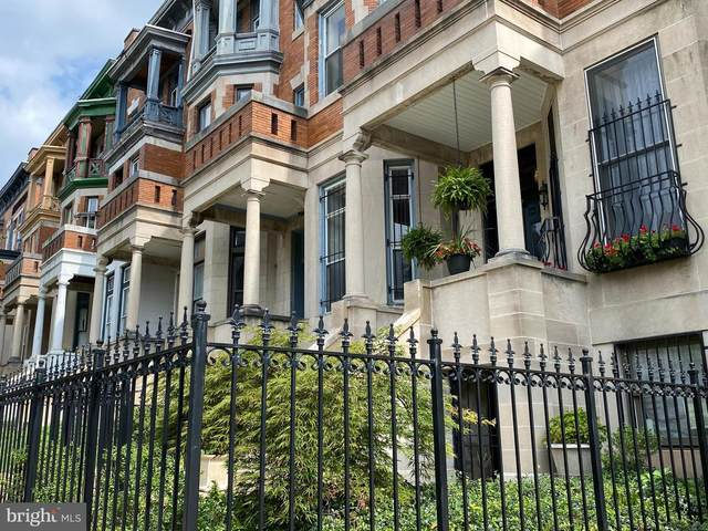 2309 Eutaw Place, BALTIMORE, MD 21217 (#MDBA2000395) :: Betsher and Associates Realtors