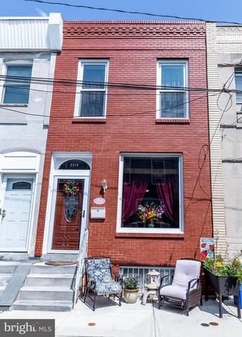 2319 S Mole Street, PHILADELPHIA, PA 19145 (#PAPH2001320) :: Jason Freeby Group at Keller Williams Real Estate