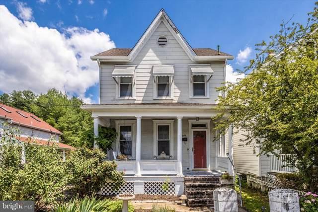 307 Brunswick Street, BRUNSWICK, MD 21716 (#MDFR2000218) :: The Riffle Group of Keller Williams Select Realtors