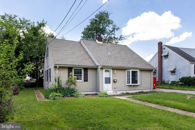 1625 43RD Street, PENNSAUKEN, NJ 08110 (#NJCD2000344) :: McClain-Williamson Realty, LLC.
