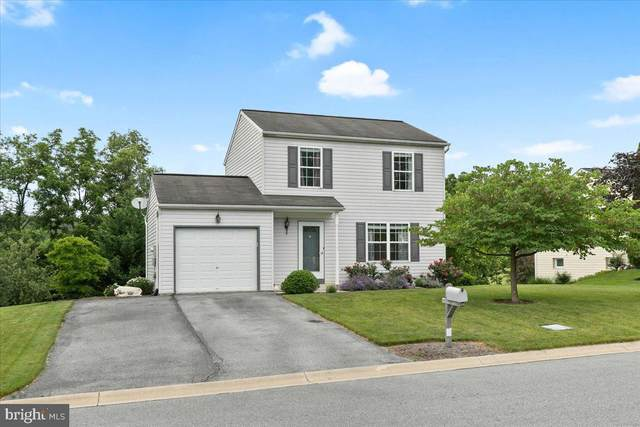 80 E Brookfield Drive, LEBANON, PA 17046 (#PALN2000068) :: Iron Valley Real Estate