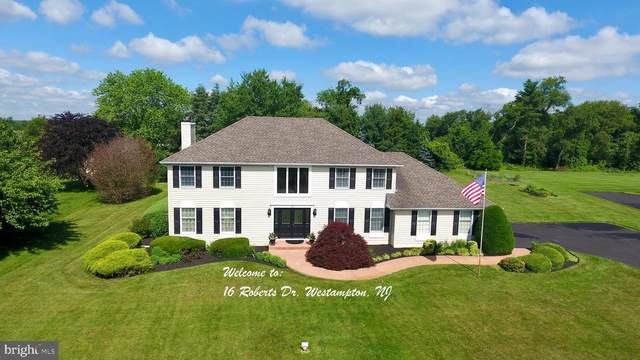 16 Roberts Drive, WESTAMPTON, NJ 08060 (#NJBL2000296) :: Murray & Co. Real Estate