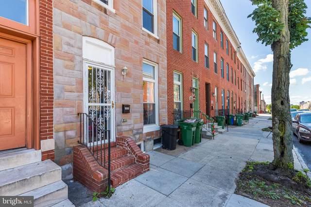 1235 N Bond Street, BALTIMORE, MD 21213 (#MDBA2000648) :: Dart Homes