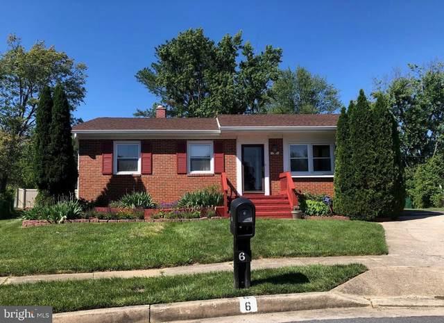 6 Ivybrook Court, RANDALLSTOWN, MD 21133 (#MDBC2000476) :: Integrity Home Team