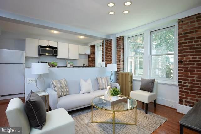 2456 20TH Street NW #108, WASHINGTON, DC 20009 (#DCDC2000714) :: Eng Garcia Properties, LLC