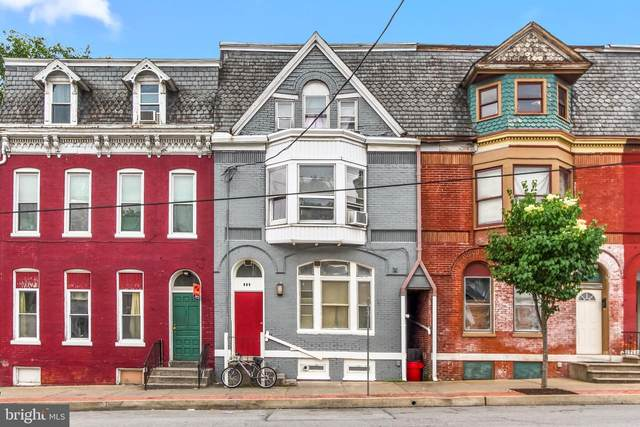 145 S Queen Street, YORK, PA 17403 (#PAYK2000268) :: Blackwell Real Estate