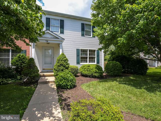 76 Mountaineer Court, CHARLES TOWN, WV 25414 (#WVJF2000086) :: Blackwell Real Estate