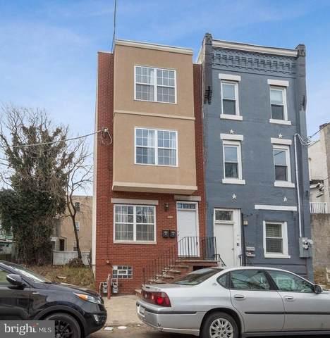2044 N 18TH Street, PHILADELPHIA, PA 19121 (#PAPH2001426) :: McClain-Williamson Realty, LLC.