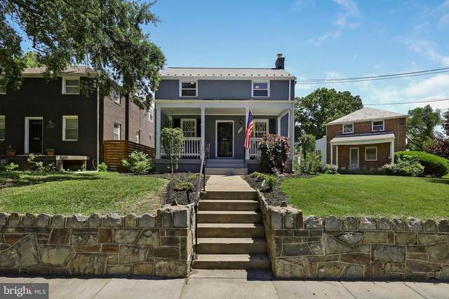 4335 South Dakota Avenue NE, WASHINGTON, DC 20017 (#DCDC2000726) :: Cortesi Homes