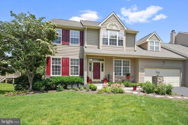 466 Crescent Drive, WEST CHESTER, PA 19382 (#PACT2000356) :: Linda Dale Real Estate Experts